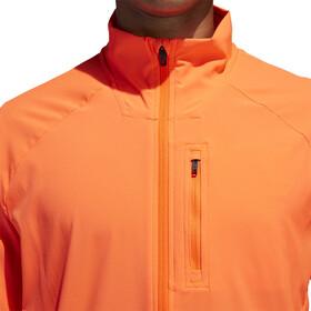 adidas RUNR Jacket Men solar red/black